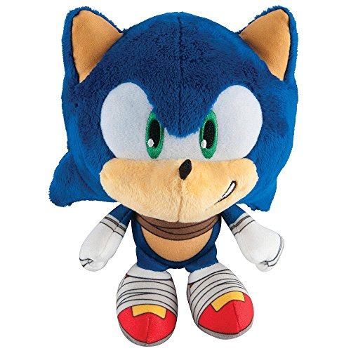 Sonic Boom Head Plush Toy
