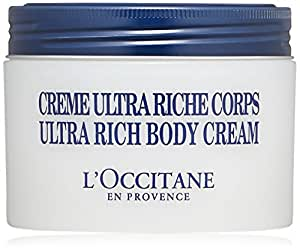 L'Occitane Shea Butter Ultra Rich Body Cream, 200ml