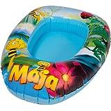 Biene Maja Kinder Boot aus langlebigem Kunststoff, 80x54x14cm: Kinderboot Schlauchboot Badeboot Gummiboot Spaßboot Poolboot