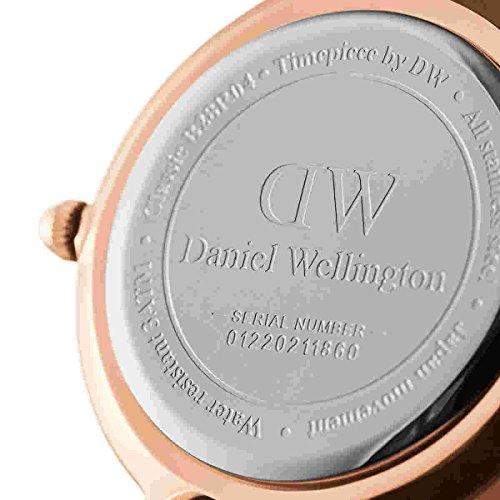 Orologio Daniel Wellington donna maglia milano 28 mm Ref. DW00100219