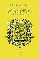 Harry Potter, II:Harry Potter et la Chambre des Secrets - Poufsouffle de J. K. Rowling