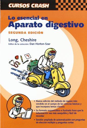 Lo esencial en aparato digestivo (Cursos Crash) por M. Long