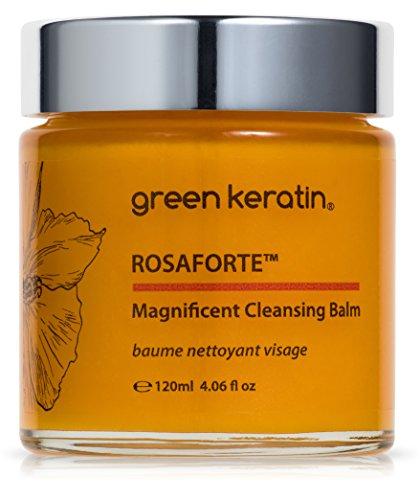 Green Keratin ROSAFORTE Magnífico Bálsamo Limpiador