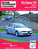 Rta B710.5 Alfa Romeo 159 Diesel 1.9jtd/2.4jtd