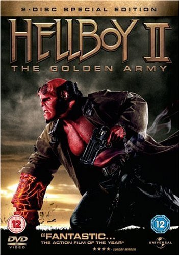 Hellboy 2: the Golden Army [2 Disc] [UK Import]