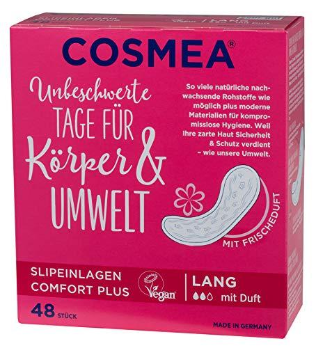 Cosmea Comfort Slipeinlagen lang, 5er Pack (5 x 48 Stück)