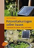 Fotovoltaikanlagen selber...