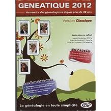 Généatique classique 2012