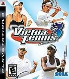 Virtua Tennis 3 (Sony PS3) [Import UK]