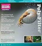 Aquarium Systems A009 Poly-Filter, Groß, 30 x 30 cm
