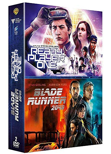 Ready Player One + Blade Runner 2049 [Francia] [DVD]