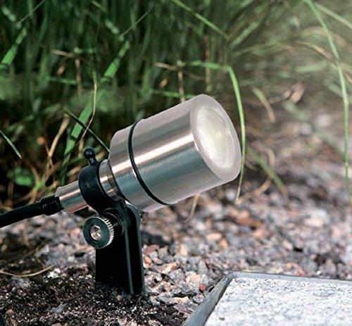 Seliger Außenbeleuchtung Aquaspot 100 Power LED, 90 x Ø 40 mm pro Stück