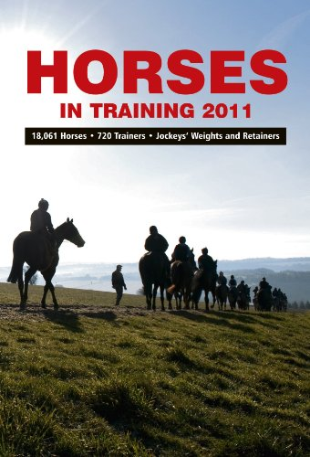 Horses in Training 2011
