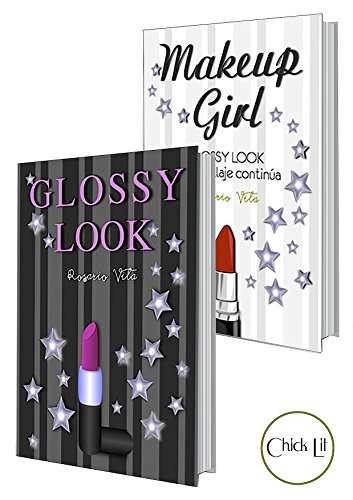Pack Glossy Look/Makeup Girl