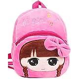 Moroses Combo bagpacks, Kids Bag , Plush Bags , School Bags for Kid Girl/boy