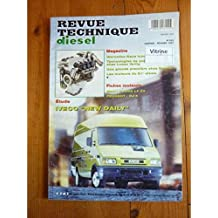 RTD0203D - REVUE TECHNIQUE DIESEL IVECO NEW DAILY