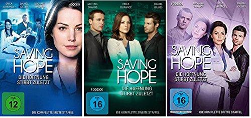 Die Hoffnung stirbt zuletzt: Staffel 1-3