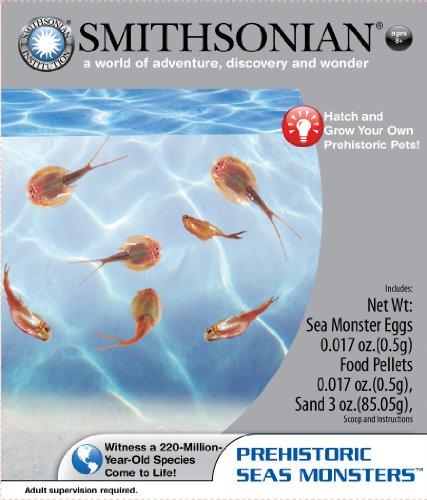 SMITHSONIAN SMITHSONIAN MICRO PREHISTORIC SEA MONSTERS BY SMITHSONIAN