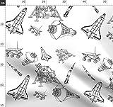 Nasa, Weltraum, Verkehrsmittel, Mond, Rakete Stoffe -
