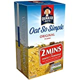 Avena Quaker tan simple Gachas original de 12 x 27 g