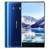 Ulefone Mix 4G Smartphone Android 7.0 5,5 pulgadas HD pantalla 5,1 mm extra metal marco mtk6750t Octa Core circuito integrado de 1,5 GHz 4GB Memoria 64GB ROM Sony 13,0 MP + 5MP doble cámaras 3300 mAh