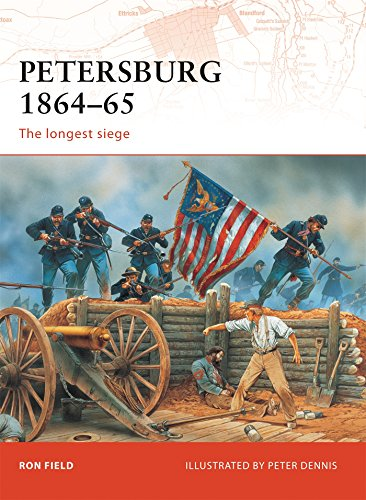 Petersburg 1864-65: The longest siege (Campaign)