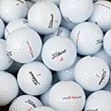 Second Chance Titleist DT Solo Premium Lake Golf Balls (Grade A)