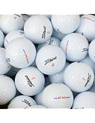 Titleist DT Solo - Lote de 48 pelotas de golf, grado A, recuperadas