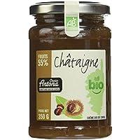 Charles Antona Crème de Châtaigne Bio 350 g - Lot de 3
