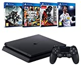 Pack PS4 1To + FIFA 18 + GTA V + Destiny 2 + Metal Gear Solid V
