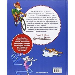 El gran llibre dels esports (GERONIMO STILTON)