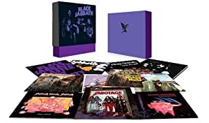 The Vinyl Collection 1970-1978 [Vinyl LP] – Black Sabbath