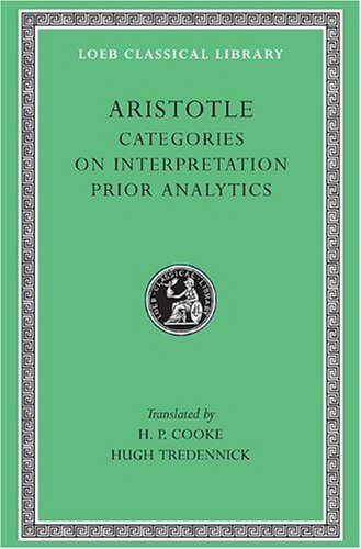 Categories (Loeb Classical Library)