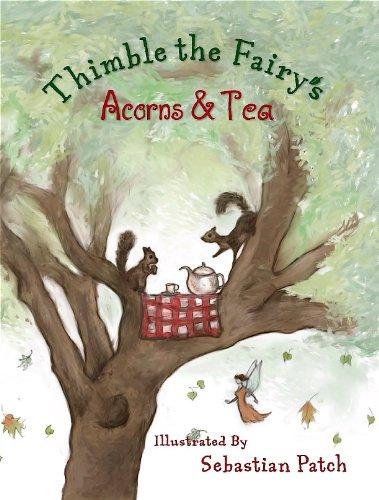Thimble the Fairy's Acorns & Tea