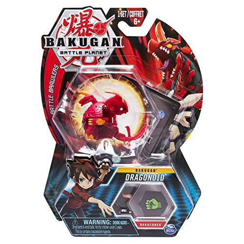 BAKUGAN- Action Figure, Random Models, (Bizak 61924422)