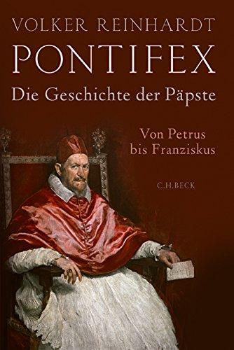 Buchseite und Rezensionen zu 'Pontifex: Die Geschichte der Päpste' von Volker Reinhardt