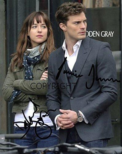 Limited Edition 50Shades Of Grey unterzeichnet Foto Autogramm signiertsigniertes (Filme Auf Dvd, 50 Shades Of Grey)