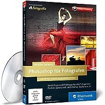 Photoshop für Fotografen - Workshops und Profitipps von Maike Jarsetz für alle Fotogenres: Porträt, Landschaft, Stadt, Studio u.v.m.
