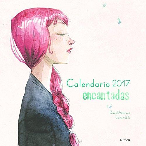 Calendario 2017. Encantadas