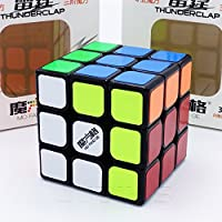 QiYi *THUNDERCLAP* V1 - 3x3 Professionnel & Compétition Cube de Vitesse Speed Cube Magic Cube Puzzle 3D