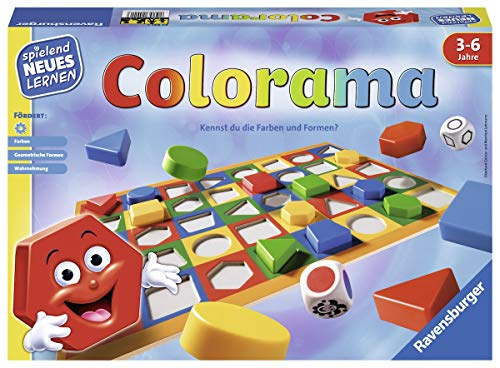 "Ravensburger 24921"" Colorama Lernspiel"