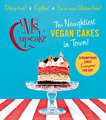 Ms Cupcake: The Naughtiest Vegan Cakes in Town