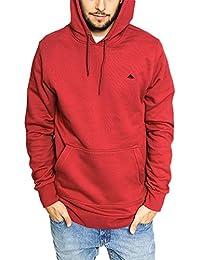 Emerica Men's Hoodie Red Oxblood