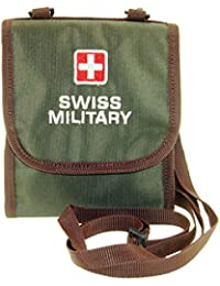 Swiss Military Green Unisex Wallet
