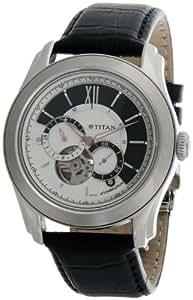 Titan Automatic Analog Multi-color Dial Men's Watch - NC9427SL01