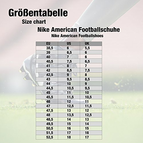 38eb35885f079 Nike Zoom Code Elite 3 4 TD Football Cleats – HD Superstore UK Affiliate