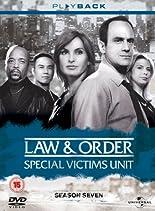 Law & Order: Special Victims Unit - Season 7 [5 DVDs] [UK Import] hier kaufen