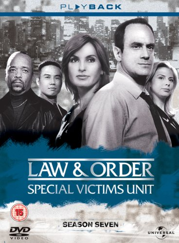 Law & Order: Special Victims Unit - Season 7 [5 DVDs] [UK Import] hier kaufen