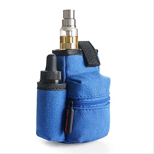 Original Coil Master Pbag, die Dampfertasche für den täglichen Einsatz (Farbe Blau) - 3