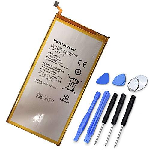XITAI 5000mAh 19.0Wh HB3873E2EBC Ersatz Laptop Akku für Huawei Mediapad X1 X2 7.0 Inches / 7D-501U 7D-501L 7D-503L 7D-503LT GEM-701L GEM-702L GEM-703L with Tools MEHRWEG